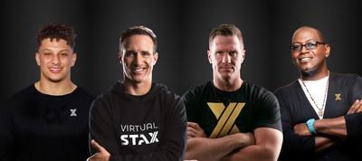 The all-star Global Ambassadors of VirtualStaX.